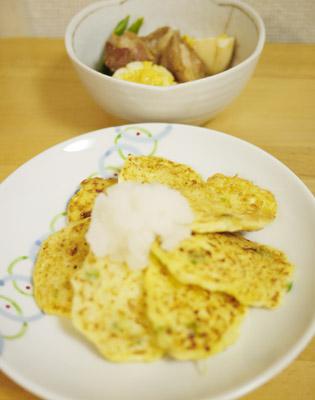 豆腐としらすの落とし焼き|ベネッセの食材配達
