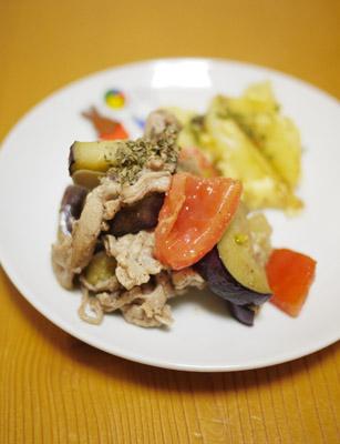 ポークと野菜のイタリアン炒め|ベネッセの食材配達