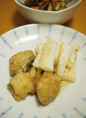 たち魚と長芋のおろしだれ|ベネッセの食材配達