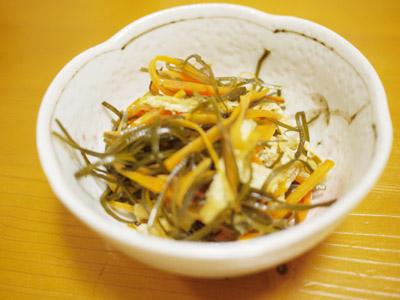 油揚げと刻み昆布の炒め煮|ベネッセの食材配達