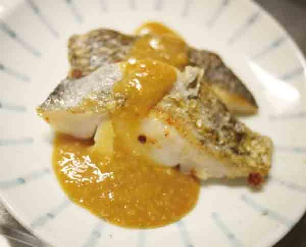 白身魚(ホキ)のソテー 味噌ソース|ベネッセの食材配達